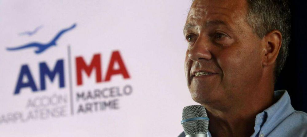 """Marcelo Artime: """"no lo veo a Pulti encabezando la lista de concejales"""""""