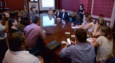 El IDEP presentó un programa de becas para empresas tucumanas