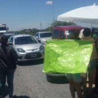 Vecinos levantaron el corte tras promesas de obras