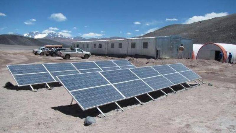 """Inauguraron el campamento del proyecto de litio """"Tres Quebradas"""""""