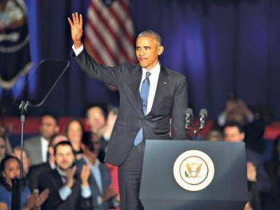 Obama se despidió asegurando que EE.UU. cambió