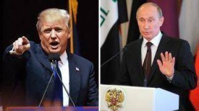 El Kremlin negó tener información para chantajear a Trump