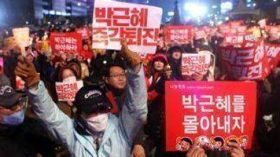 El caso de corrupción que sacude al país salpicó a Samsung