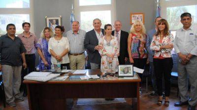 Municipio firmó convenio de cooperación en educación