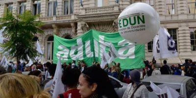 Desde FEDUN rechazan el techo de aumento salarial que pretende imponer el gobierno