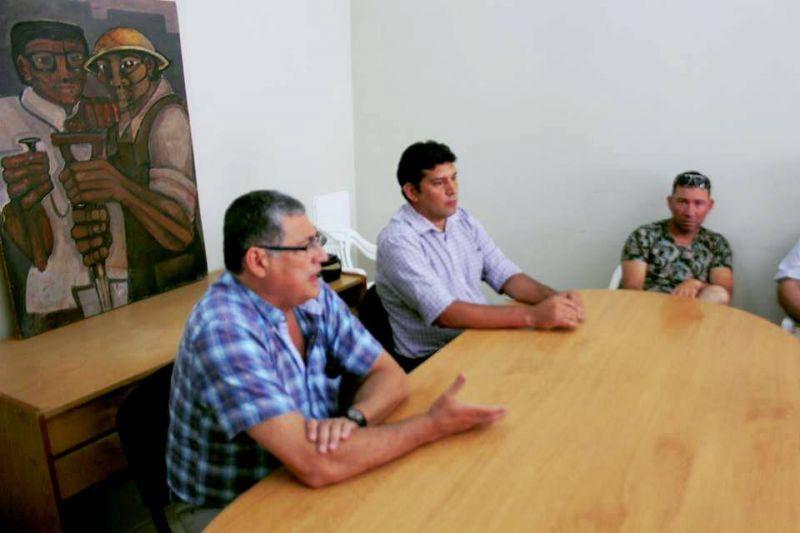 En exclusiva, hablan los interventores del Sindicato de Municipales de Corrientes