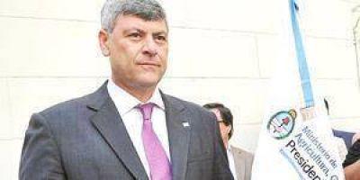 Buryaile visita hoy Clorinda con una agenda cargada