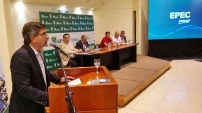 EPEC presentó las inversiones para el sureste provincial