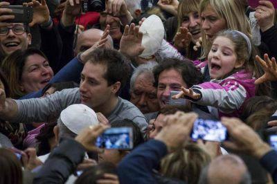 """""""La audiencia del Papa es gratis, atentos a los estafadores"""""""