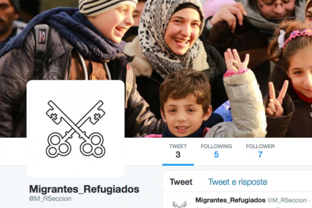 Vaticano lanza campaña mediática para sensibilizar sobre la situación de los menores migrantes