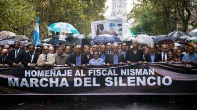 Cambio de lugar para el homenaje al fiscal Nisman a dos años de su muerte