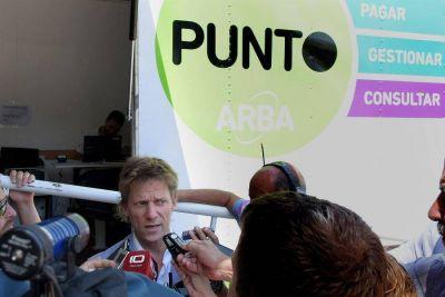 La recaudación de la provincia de Buenos Aires creció un 34,1% durante 2016
