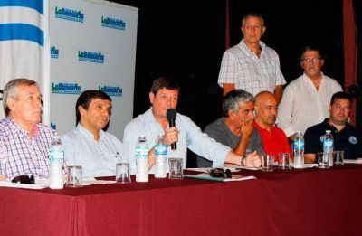 Guglielmotti propone discutir una nueva matriz productiva para Mar del Plata