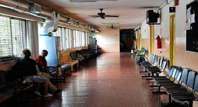 Médicos de Lomas reclamaron mayor presupuesto y seguridad