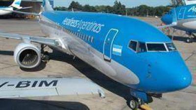 Aerolíneas Argentinas ya tiene nueva conducción y hay polémica por el vicepresidente