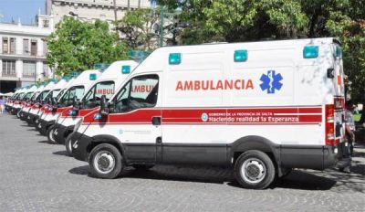 Ambulancias y motos serán entregadas al área de salud