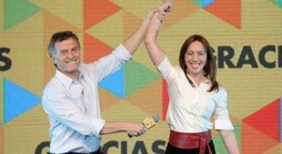 Aprobar o no, esa es la cuestión: Vidal más pulgares para arriba, Macri más pulgares para abajo
