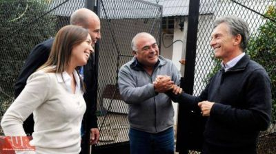 Macri evalúa visitar Quilmes y Varela de manera sorpresiva