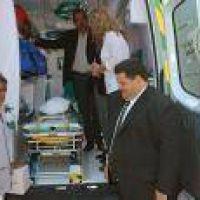 Berisso ya cuenta con el Sistema Atención Médica de Emergencias (SAME), línea directa 107