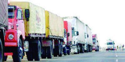 Recambio turístico: restringen circulación de transportes sobre la ruta nacional 11
