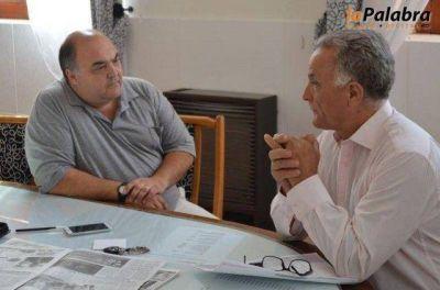 Bari se reunió con autoridades del Museo Emma Nozzi