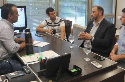 Chaco gestiona la apertura del intercambio comercial con Emiratos Árabes