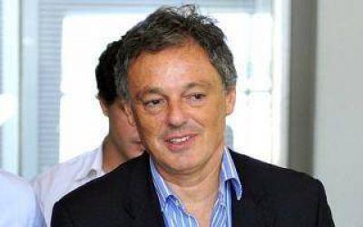 Cabrera visita la planta de Molinos Río de la Plata en Tortuguitas