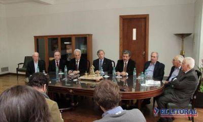 Incorporarán al pacto federal energético la revisión de la jurisdicción de Transnea