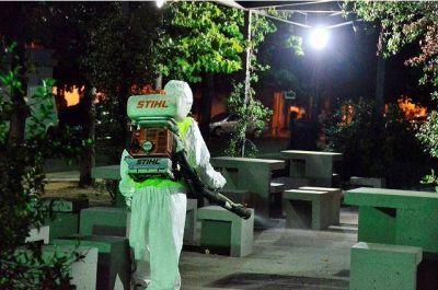 San Fernando sigue trabajando para prevenir el dengue