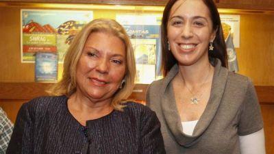 Vidal volvió a respaldar a Bressi y evitó inclinarse por una candidatura de Carrió