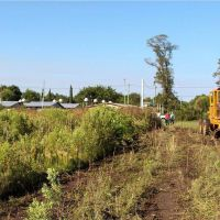 Inician obras preliminares de la segunda etapa de Santa Marta
