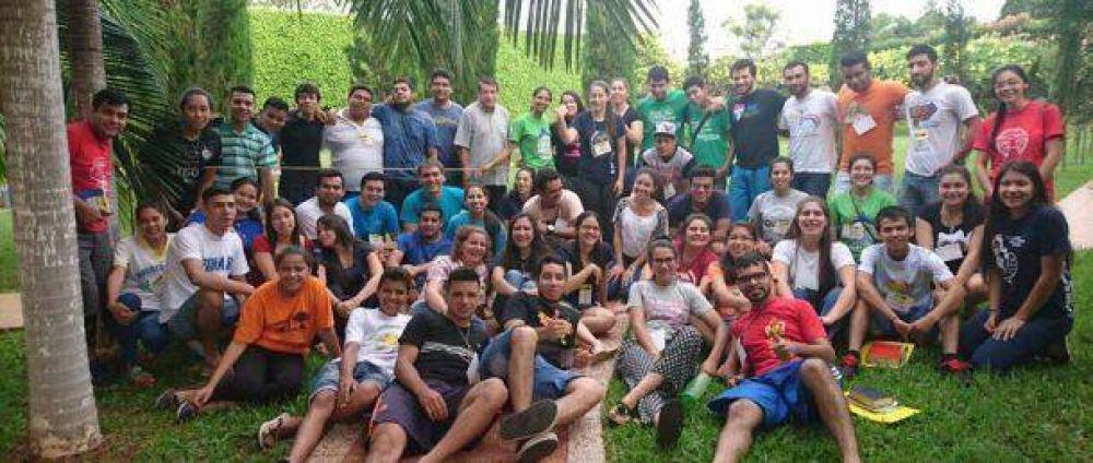 XVI Curso de Animadores de Comunidades Juveniles se desarrolla en Itá