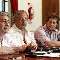 Rossi encabezó importante reunión del Comité de Cuenca del Río Arrecifes