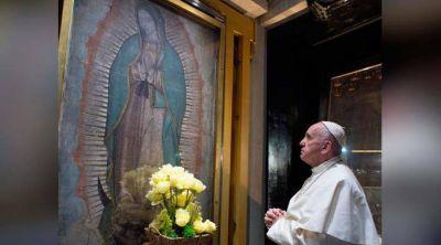 Refúgiense bajo el manto de María, alienta el Papa a inmigrantes en Estados Unidos