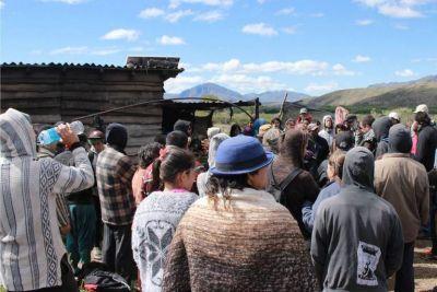 Endepa expresó su repudio por la represión contra mapuches en Chubut
