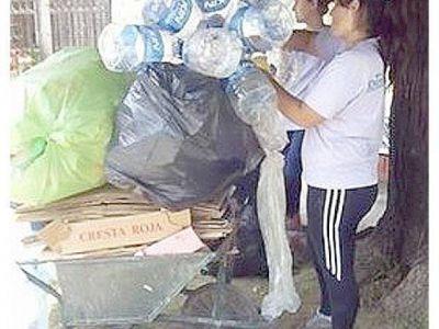 Crece el reciclado