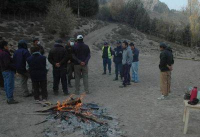 Chubut: represión y dos heridos graves en la comunidad mapuche