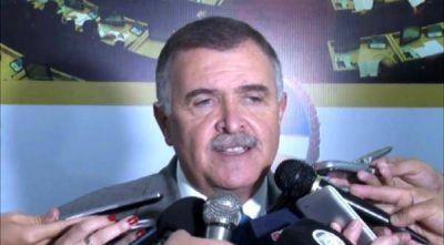 "Osvaldo Jaldo aseguró que ""es positivo que los municipios reciban recursos"""
