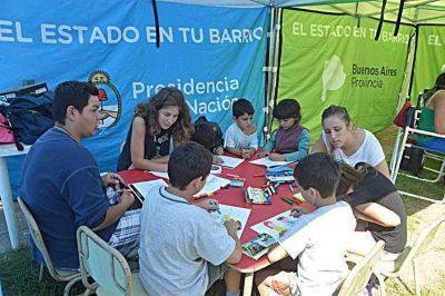 En seis meses, el Estado en Tu Barrio ya realizó más de 6 mil documentos