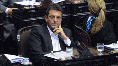 Trabajan para legalizar a Massa en Entre Ríos y ordenar la interna