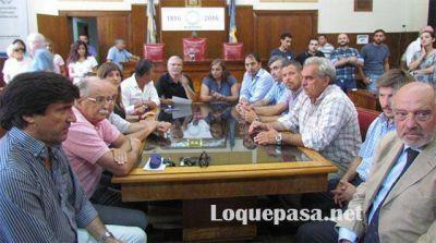 """Suba Tasas: """"Fue ilegal suspender la Asamblea de Mayores Contribuyentes"""""""