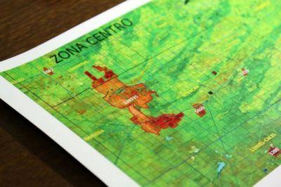 Nación dio a conocer el informe que avisaba de los incendios en La Pampa