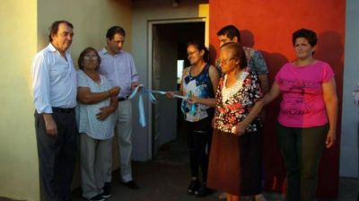 Familias fueron beneficiadas con la entrega de viviendas sociales