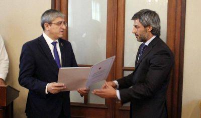 Asumió el nuevo Procurador General del Tesoro Municipal