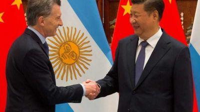 Davos: reunión con los chinos por los conflictos comerciales