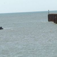 Emisario Submarino: OSSE lleva adelante programa de mantenimiento preventivo