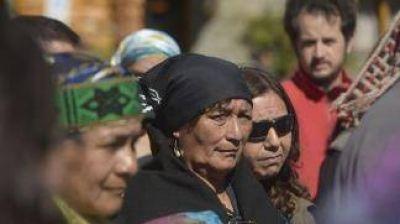 """El Gobierno insto a una """"solución pacifica"""" del conflicto mapuche, tras la represión a miembros de esa comunidad"""