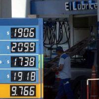 La nafta subió 38 por ciento en el último año en Mendoza