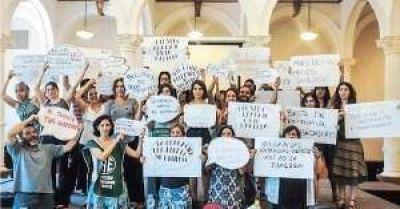 Diálogo sin resultados para cerrar el conflicto por los despidos en Educación