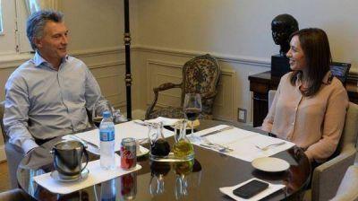 Una semana, tres fotos: con la necesidad de repuntar, Macri y Vidal aterrizan en el Conurbano